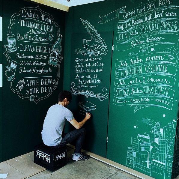 Die besten 25+ Tafel Wand Ideen auf Pinterest Tafel male Küche - magnettafel f r die k che