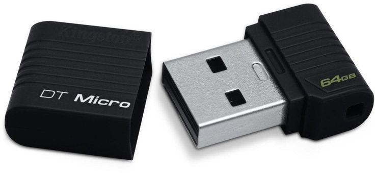 Kingston DataTraveler Micro 64GB USB 2.0
