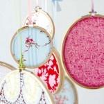fabric loops