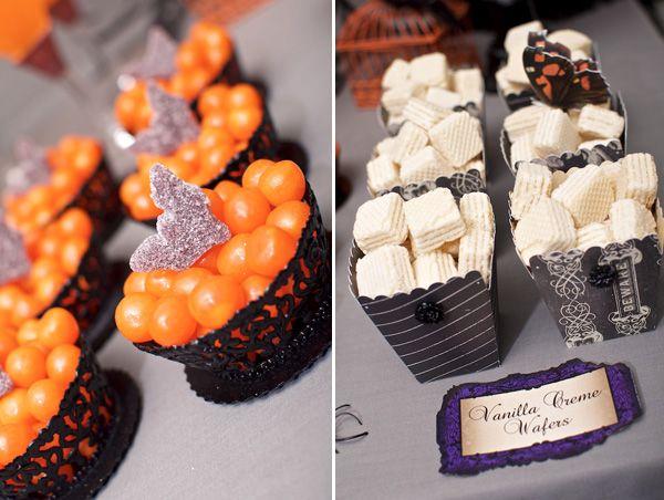 victorian halloween | Victorian Halloween Part 1 – Sweets Table