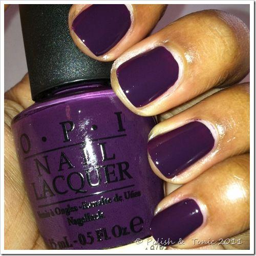 Best 25+ Opi nail polish colours ideas on Pinterest   Opi nail ...