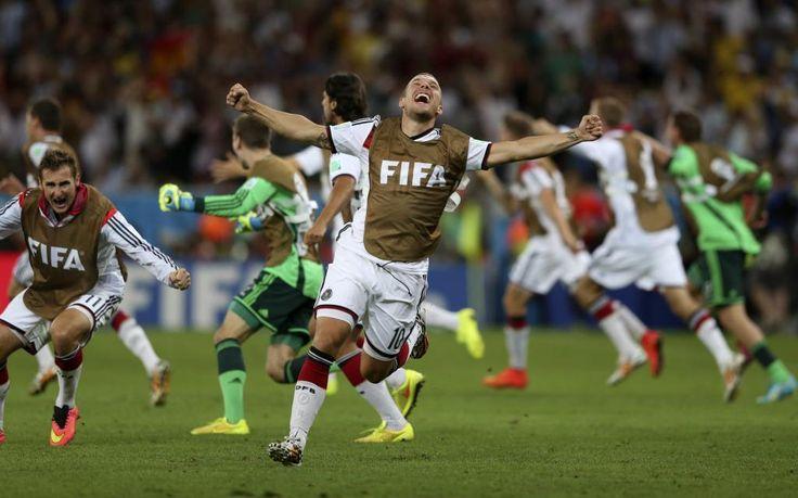 Cuarta corona de Alemania - Foto 1 de 2 | Mundial de Fútbol | EL MUNDO