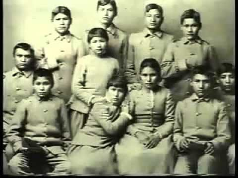 American Holocaust of Native American Indians (FULL Documentary) - YouTube THIS IS NOT A SHOW, but something that I am working on. It's also my family story.