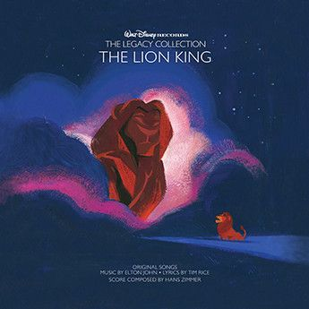 Walt Disney Records | The Legacy Collection |