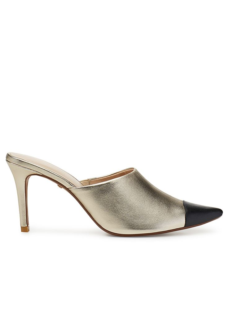 Phoebe metallic pumps - Heels - Black