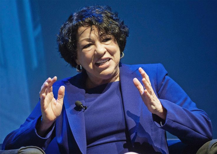 """Sonia Sotomayor Takes a Stand Against Police Brutality- In a stunning dissent, the justice condemns the """"culture"""" of deadly force."""