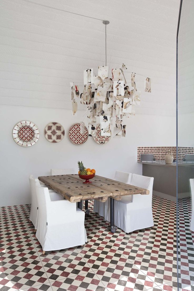 Indoor/outdoor glazed stoneware wall/floor tiles QUEEN Atelier Collection by @bardelli