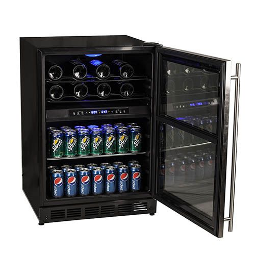 Magic Chef Dual Zone Wine and Beverage Cooler Secondary Image