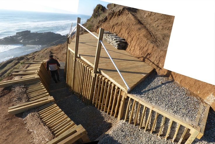 mauricio a. ureta villagra: observation platform in talca, chile