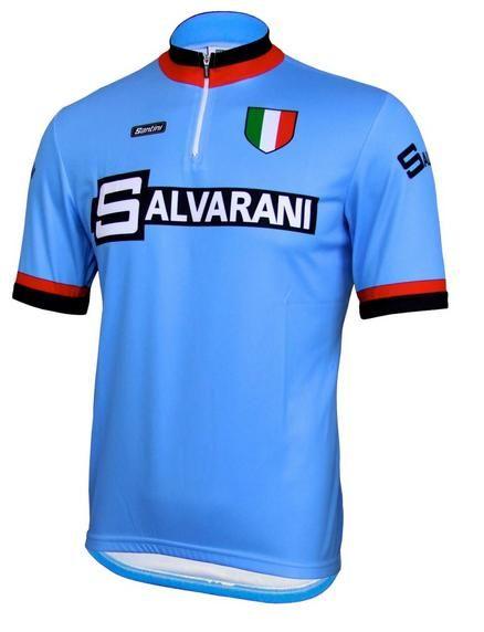 Salvarini #retro #jersey #wielershirt