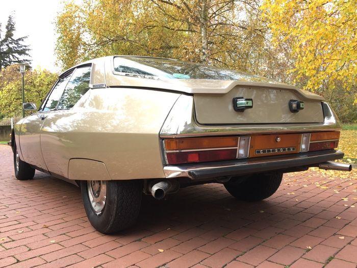 Citroen - SM 2,7 liter carburateur- 1971