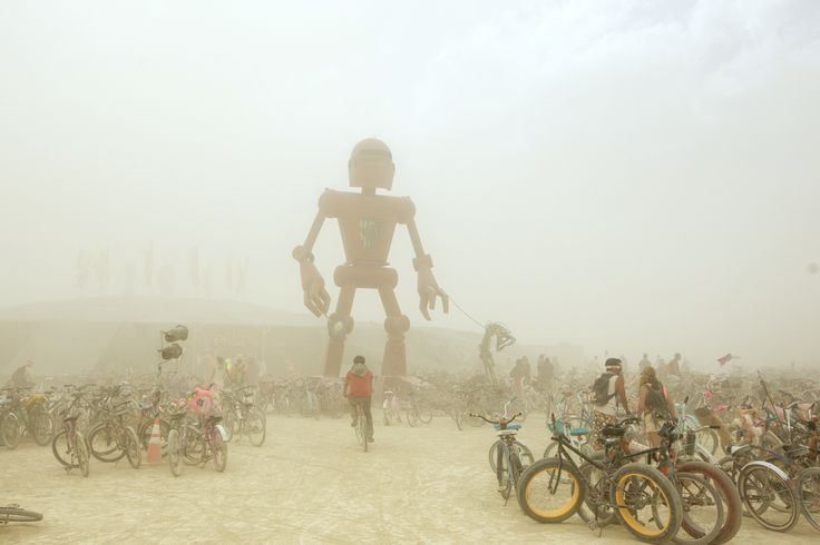 And that's that | Voices of Burning Man