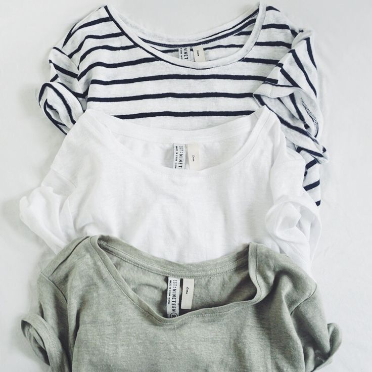 We love linen tees. 100% linen v neck. flat lay t shirts    Cotton On    2016    Spring Fashion