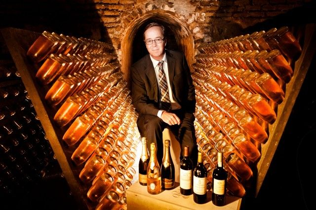 Louis Roederer's Frederic Rouzard answers @teamdb Q