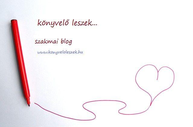 ha néha túlmisztifikáltnak érzed ezt az egészet...  www.konyveloleszek.hu