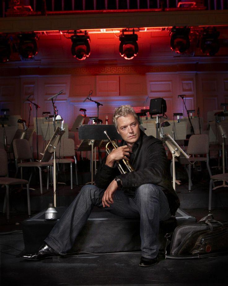Chris Botti, Jazz man