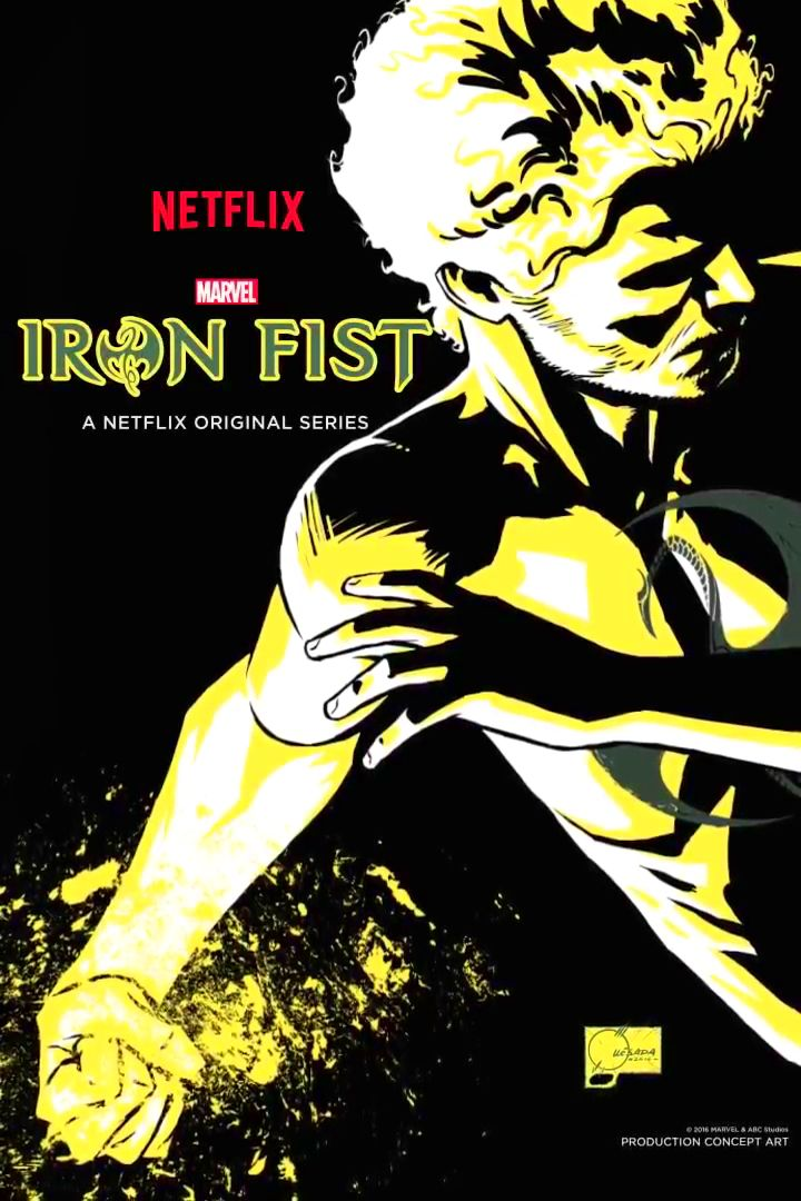 Marvel's Iron Fist- Netflix