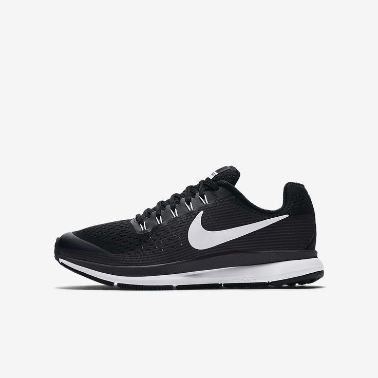 Nike Zoom Pegasus 34 Big Kids' Running Shoe