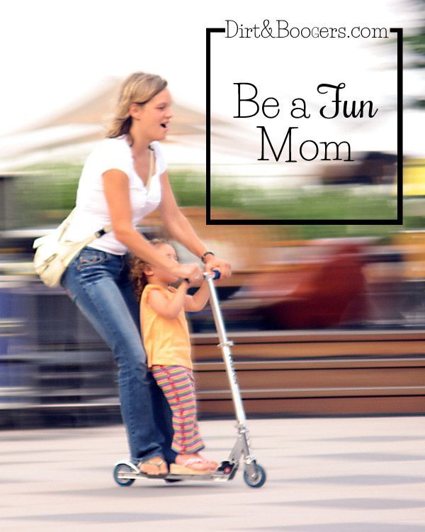Tips on How to Be a Fun Parent