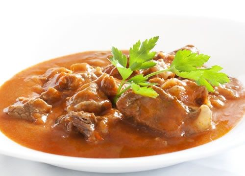 Chicken Goulash Recipe