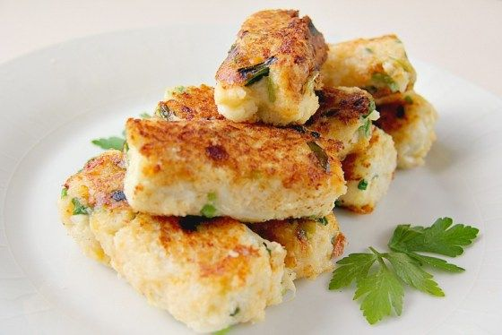 Cauliflower Cheese & Onion Croquettes - Divalicious Recipes