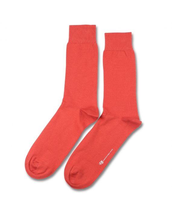 Democratique Socks ORIGINALS SOLID Okker Orange