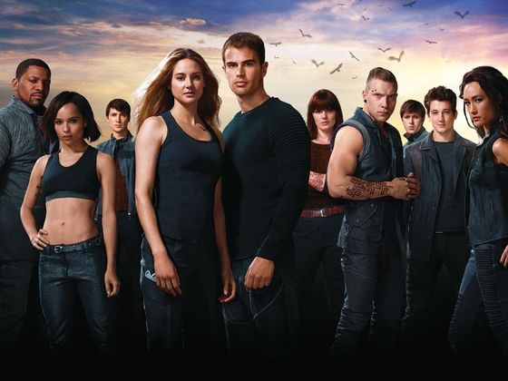Which Divergent Character Are You? Take the quiz and find out!