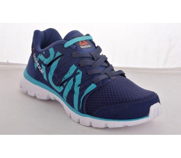 #Reebok Ultra Speed Blue #Running #Shoes