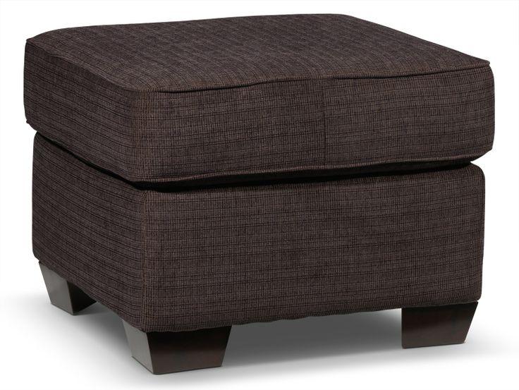 Perkin Upholstery Ottoman - Leon's