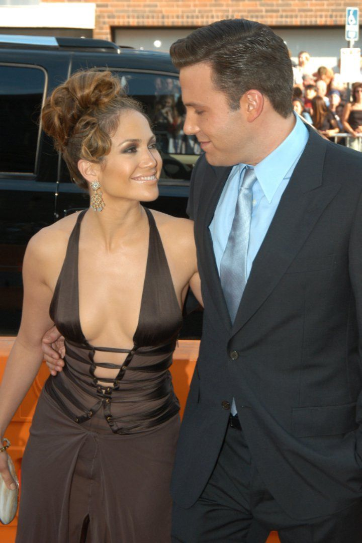 Pin for Later: These Photos of Jennifer Lopez and Ben Affleck Will Take You Way Back
