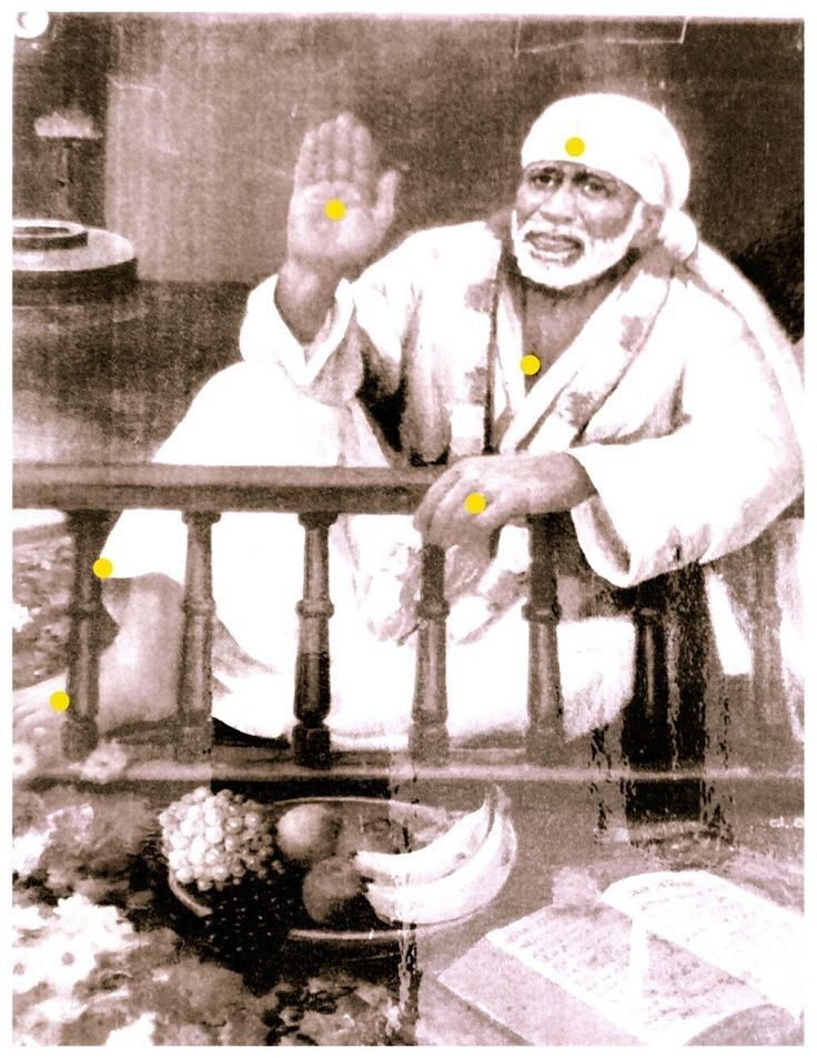 Pin by rajkumar on SAI MERE | Sai baba wallpapers, Sai baba