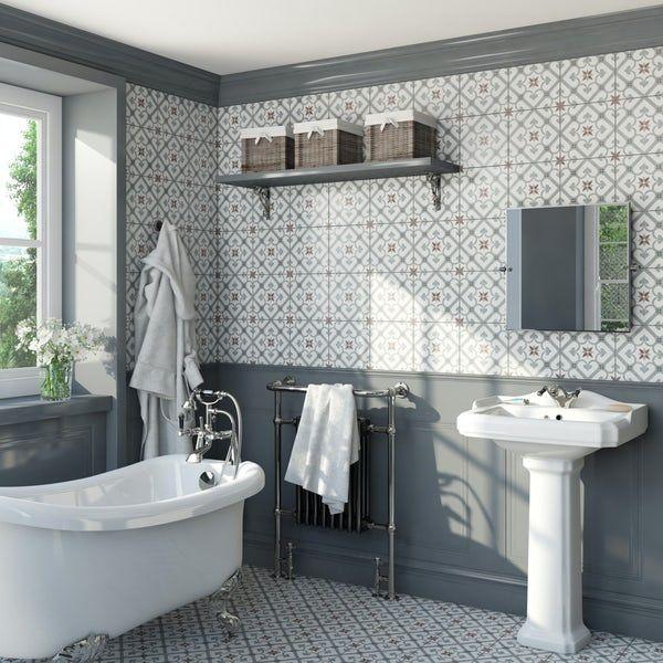 Floor Tiles Tile Bathroom, Is Glazed Ceramic Tile Good For Bathroom Floor