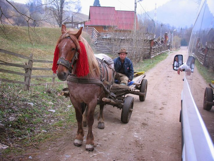 In Romania rural life is a part of us