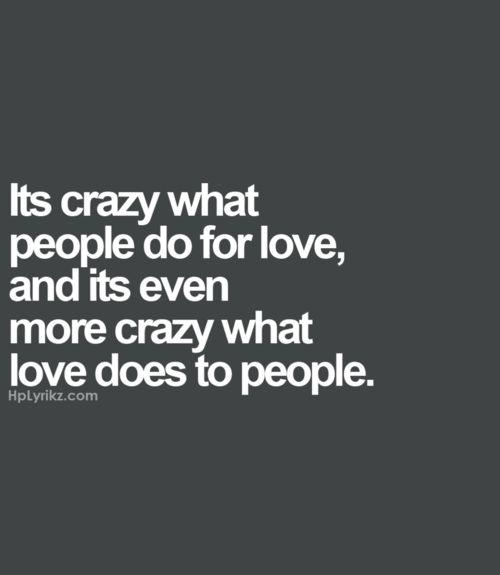 Pinterest Crazy Quotes: Crazy Love Quotes Pinterest
