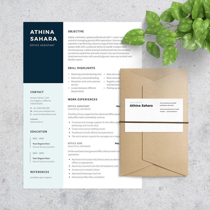 Office Assistant Resume Template . Hello October! We have 50% off for all items ✌