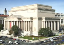 National Archives- the Declaration of Independence, Constitution and Bill of Rights