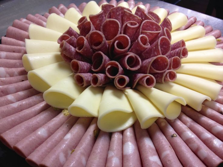Cold Cuts Platter-Italian meats and cheese