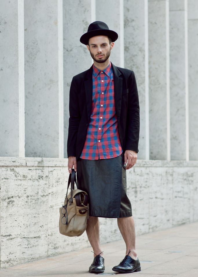 17 Best ideas about Men Wearing Skirts on Pinterest | Mens skirt ...
