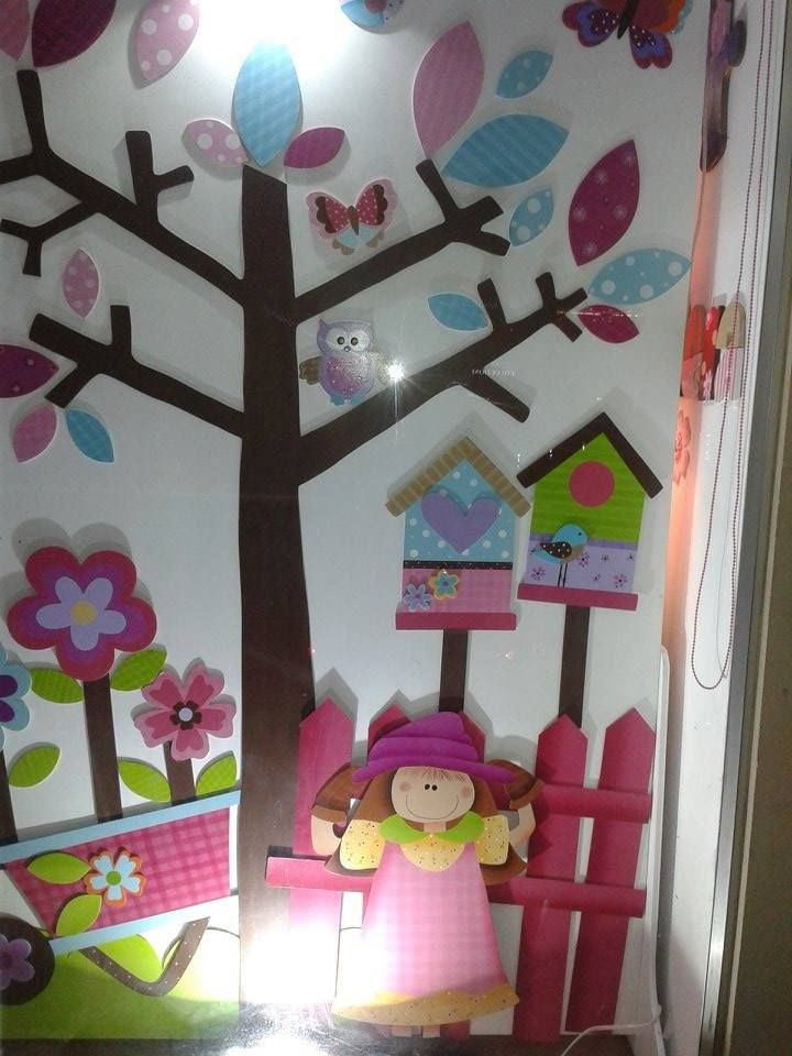 Murales para niños y niñas! en diversos temas!! Hermosos!!