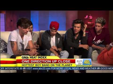 one direction games for kids. One Direction Up Close on Good Morning America  YouTube 292 best images Pinterest direction
