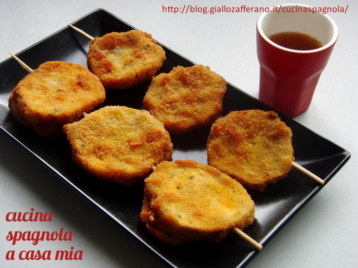 30 best images about tapas antipasti appetizers on for Ricette spagnole