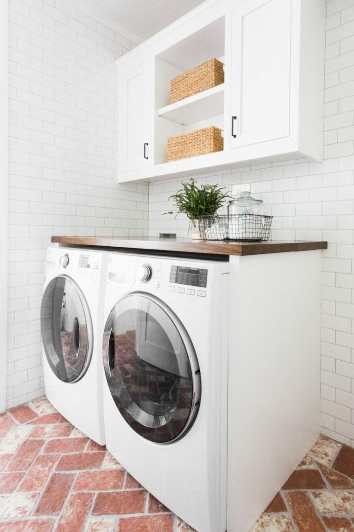 Aménagement buanderie  créer un espace fonctionnel et bien optimisé - Lire Un Plan De Maison