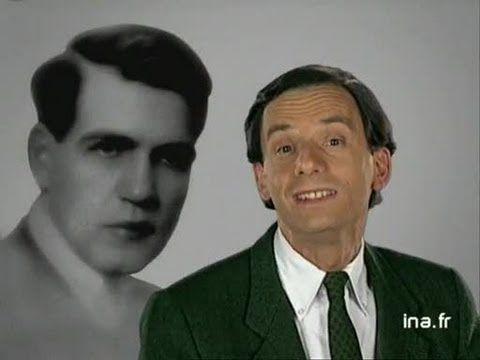 """15 mars 1994 Olivier BARROT présente le livre de Raymond COUSSE et Jean Luc BITTON """"Emmanuel BOVE"""" ou """"la Vie comme une ombre"""", paru aux éditions Le Castor A..."""