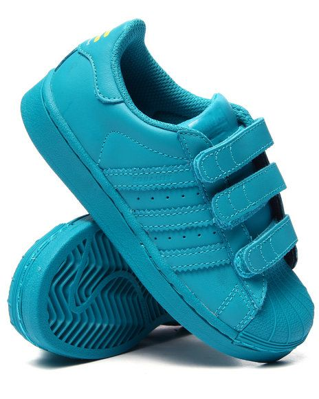 Adidas Superstar Kids Colors