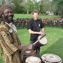 African Drumming is a dynamic experience, adaptable to any event.