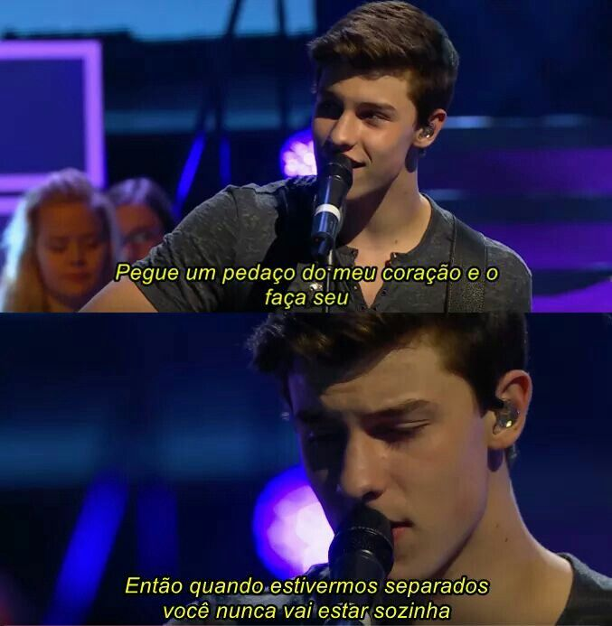 Never Be Alone - Shawn Mendes ❤