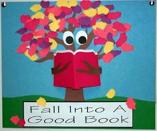 Cute fall bulletin boards!