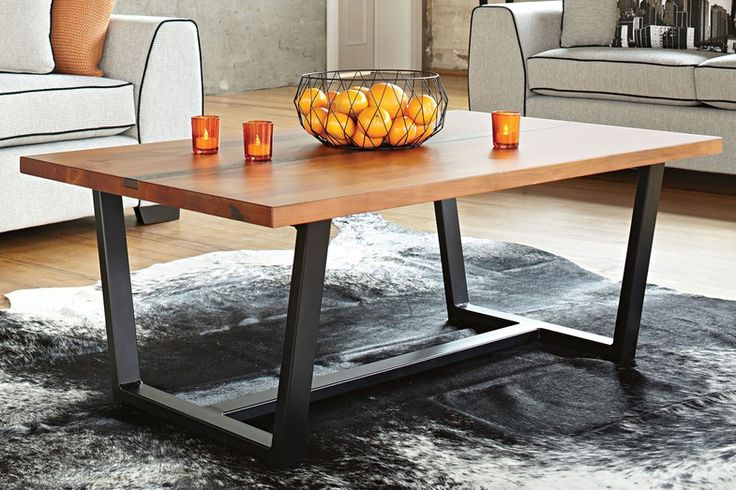 This beautifully crafted Matai Bay Coffee Table is made from Native New Zealand Matai timber. Crafted using a combination of timber and metal, this timber coffee table offers a modern style with an industrial edge.