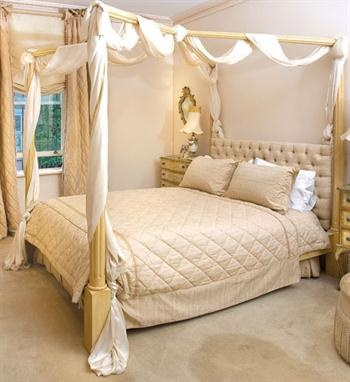 Beds With Posts 23 best beautiful beds images on pinterest | beautiful beds, metal