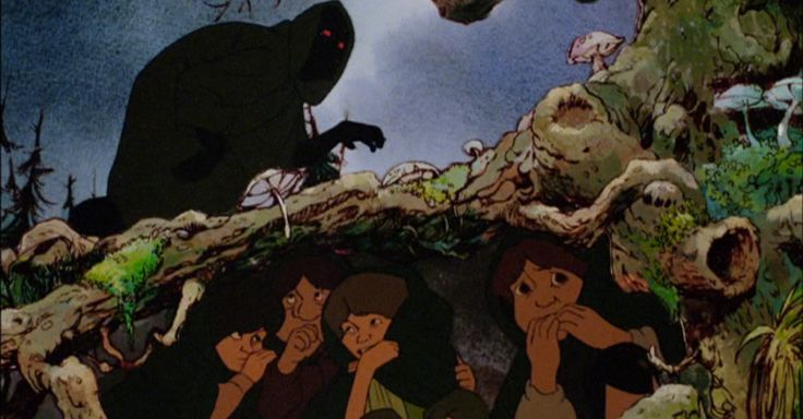 "Review of Ralph Bakshi's ""The Lord of the Rings"" (1978)"